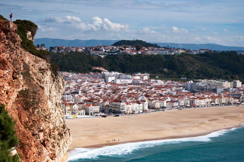Praia Locação Apartamentos 108783 Nazaré