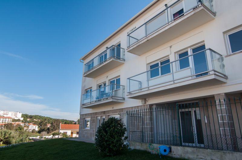 Entrada Locação Apartamentos 108783 Nazaré