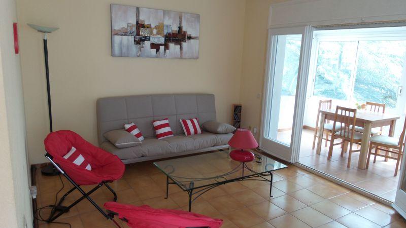 Sala de estar Locação Apartamentos 112753 Empuriabrava