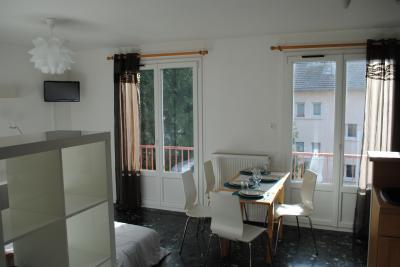 Sala de estar Loca��o Est�dio 74335 Annecy