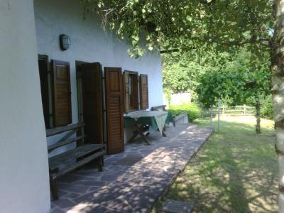 Jardim Loca��o Chal� 80405 Cavalese