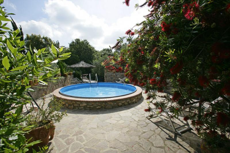 Piscina Locação Casa de turismo rural/Casa de campo 80622 Gavorrano