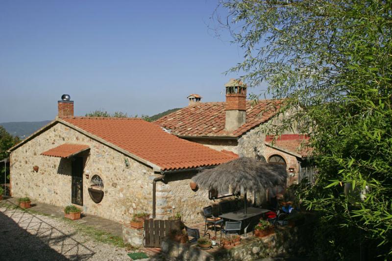 Entrada Locação Casa de turismo rural/Casa de campo 80622 Gavorrano