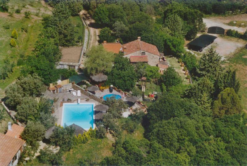 Vista desde do alojamento Locação Casa de turismo rural/Casa de campo 80622 Gavorrano