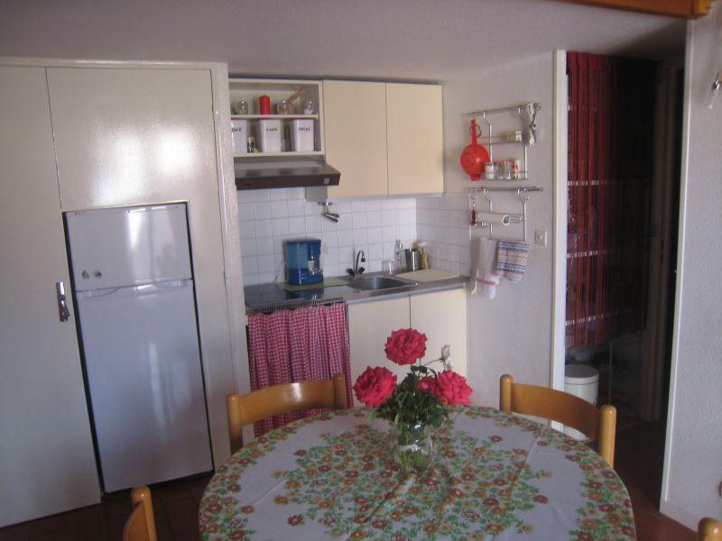 Cozinha de verão Locação Apartamentos 92705 Saint Pierre la Mer