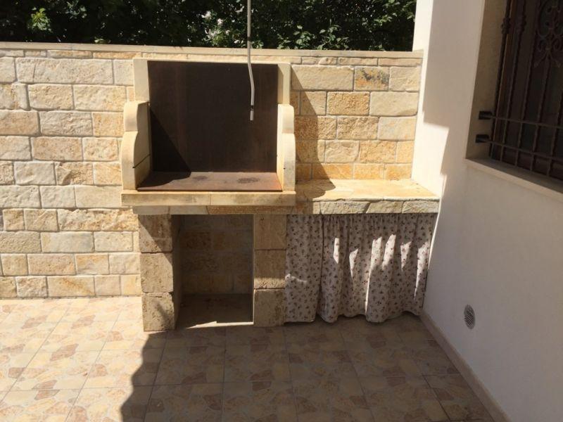 Cozinha de verão Locação Apartamentos 95214 Gallipoli