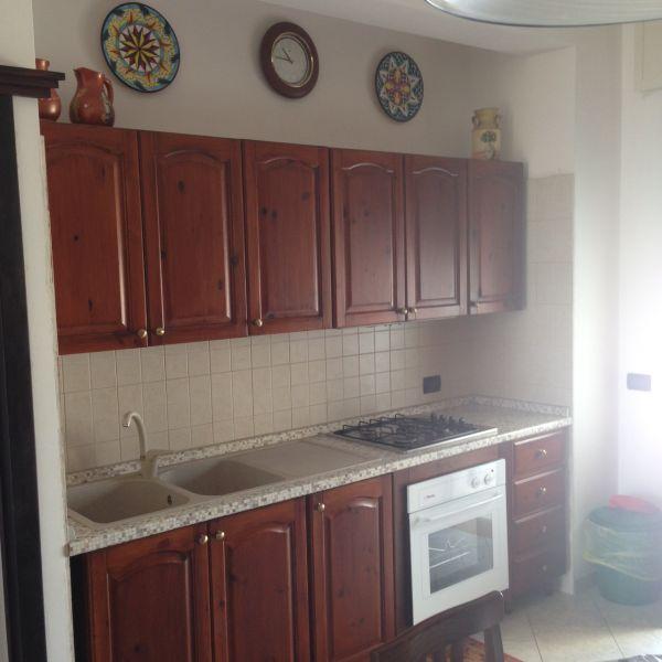 Cozinha americana Locação Apartamentos 95214 Gallipoli