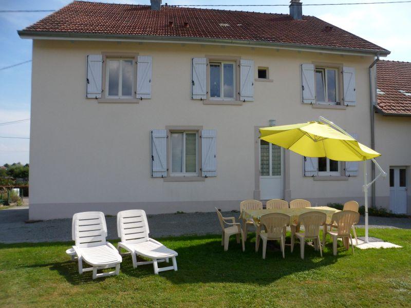 Vista exterior do alojamento Locação Apartamentos 97553 Colmar