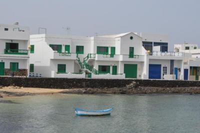 vista da varanda Loca��o Apartamentos 98130 Har�a