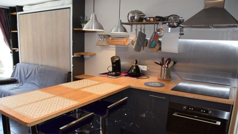 Cozinha americana Locação Apartamentos 112105 Méribel