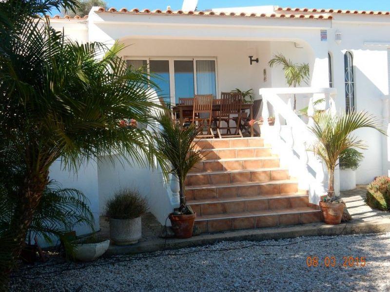 Terraço 2 Locação Casa de turismo rural/Casa de campo 117556 Carvoeiro