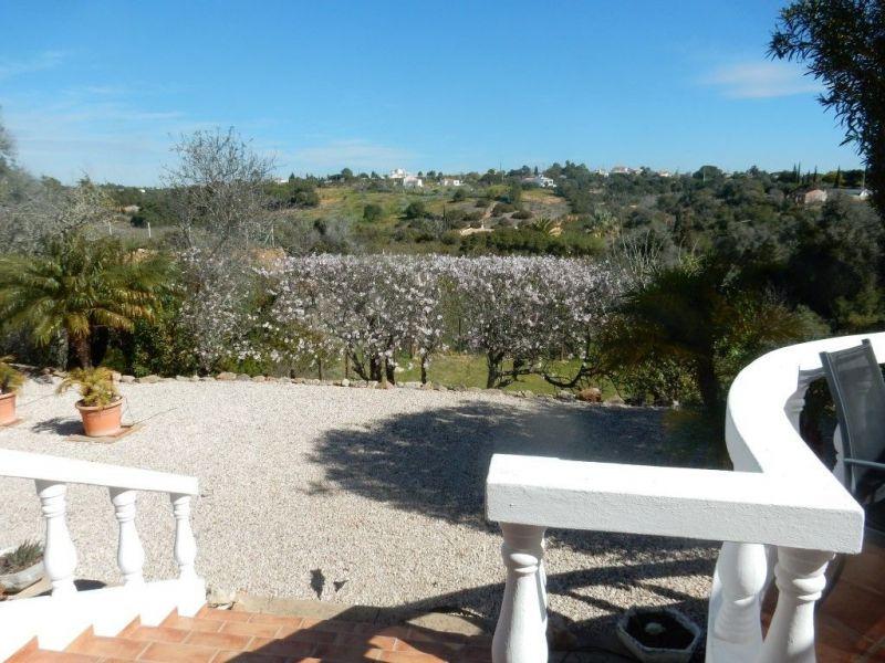 Vista do terraço Locação Casa de turismo rural/Casa de campo 117556 Carvoeiro