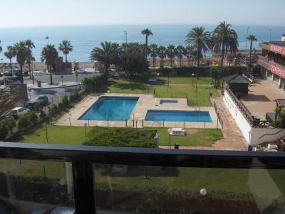 Vista do terra�o Loca��o Apartamentos 76001  Benalm�dena