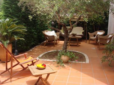 Jardim Locação Vivenda 78087 Porto Cesareo