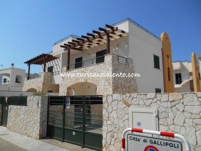 Entrada Loca��o Apartamentos 78888 Gallipoli