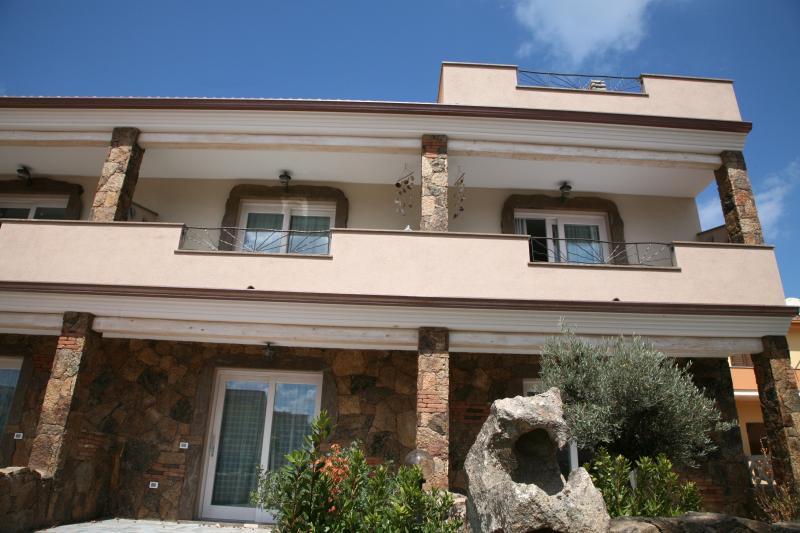 Vista exterior do alojamento Locação Apartamentos 81461 Castelsardo
