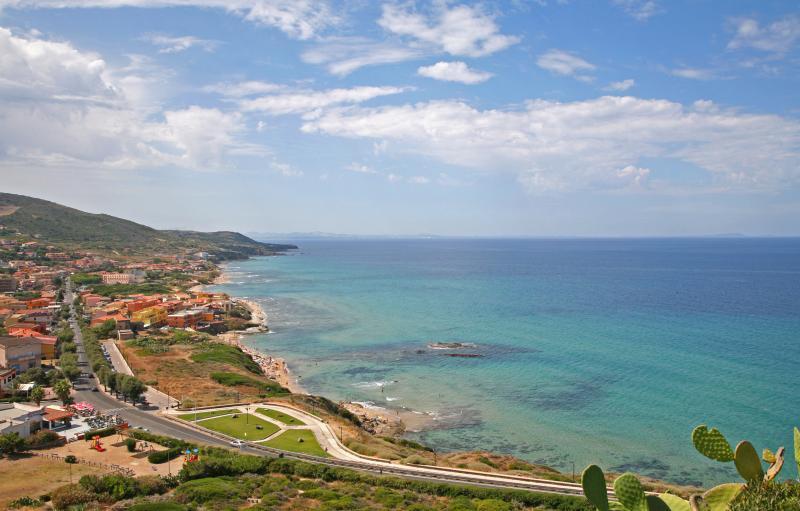 Vista dos arredores Locação Apartamentos 81461 Castelsardo
