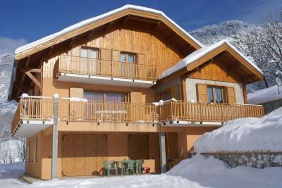 Vista exterior do alojamento Loca��o Chal� 82933 Puy Saint Vincent