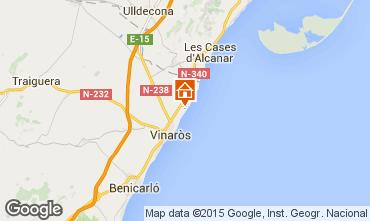 Mapa Vinaròs Vivenda 33363