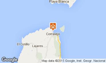 Mapa Corralejo Apartamentos 98983
