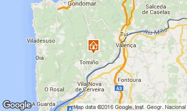 Mapa Vigo Vivenda 45335