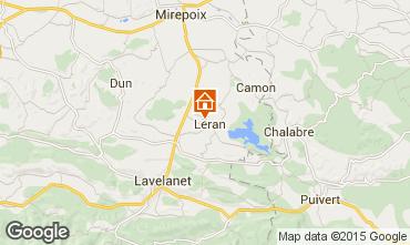 Mapa Mirepoix Casa de turismo rural/Casa de campo 92086