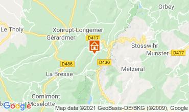 Mapa La Bresse Hohneck Estúdio 4527