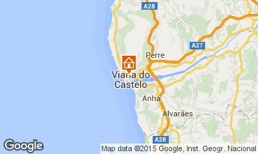 Mapa Viana do Castelo Vivenda 79738