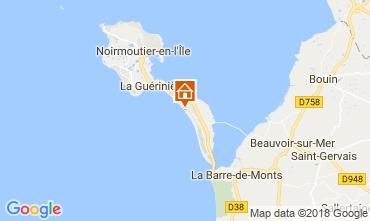 Mapa Barbâtre Casa 115719