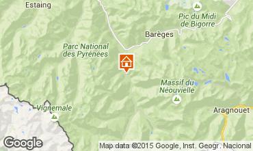 Mapa Luz Saint Sauveur Chal� 66782