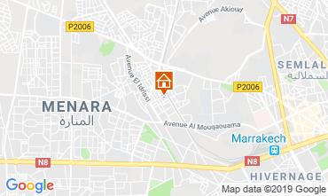Mapa Marraqueche Apartamentos 118799