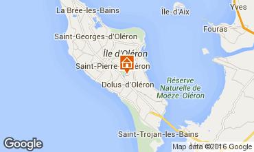 Mapa Dolus d'Oléron Mobil Home 68973