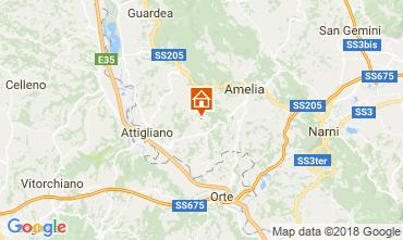 Mapa Amelia Vivenda 77711
