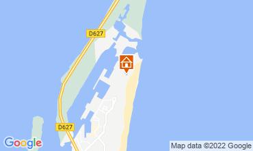 Mapa Port Leucate Apartamentos 100839