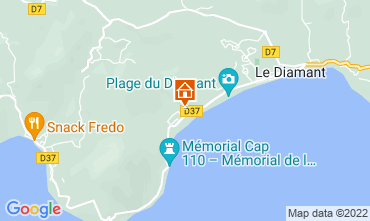 Mapa Le Diamant Apartamentos 84306