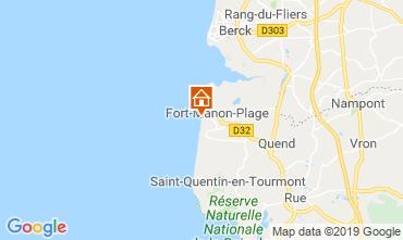 Mapa Fort Mahon Estúdio 117728
