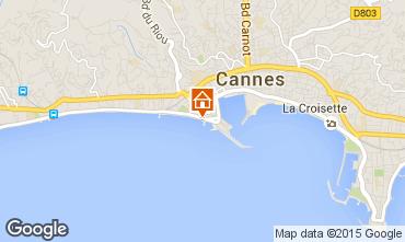 Mapa Cannes Apartamentos 62604