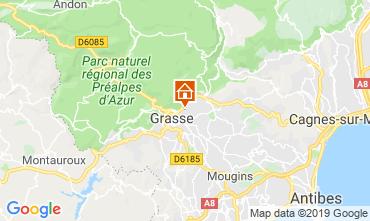 Mapa Grasse Casa 118651
