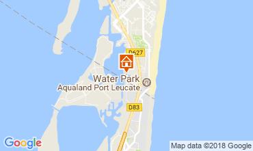 Mapa Port Leucate Estúdio 115727
