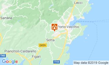 Mapa Porto Vecchio Casa 118246