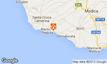 Mapa Marina di Ragusa Vivenda 96577