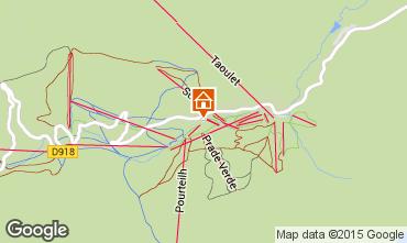 Mapa La Mongie Estúdio 67655