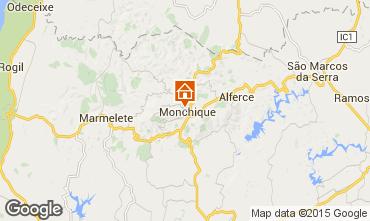 Mapa Monchique Mobil Home 11474