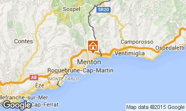 Mapa Menton Casa de turismo rural/Casa de campo 5408