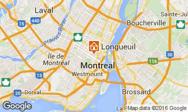 Mapa Montreal Apartamentos 102613