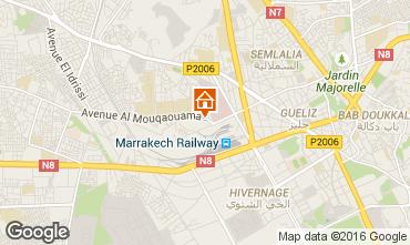 Mapa Marraqueche Apartamentos 80190