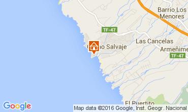 Mapa Callao Salvaje Apartamentos 103971
