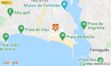 Mapa Praia da Rocha Apartamentos 67223