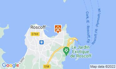 Mapa Roscoff Apartamentos 69746