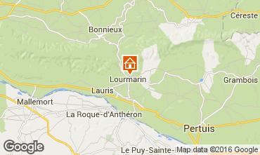 Mapa Lourmarin Vivenda 102991
